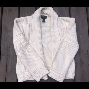 🌿Vintage Pure Hand Knit Cable Cardigan